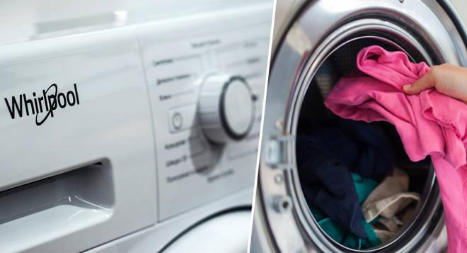 Коды ошибок стиральных машин Whirlpool 2
